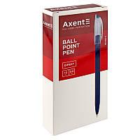 "Ручка кулькова ""Axent"" AB1002 ""Direct"" черв"