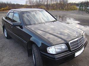 Ветровики Mercedes Benz C-klasse Sd (W202) 1993-2000  дефлекторы окон