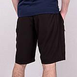 Чоловічі шорти NIKE великого розміру (плащівка), коричневого кольору, фото 2