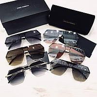 Очки женские, солнцезащитные очки  Dolce Gabana