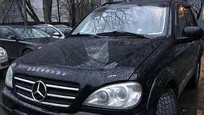 Мухобойка, дефлектор капота Mercedes-Benz M-Klasse (W163) с 1997–2005 г.в.