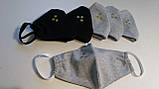 Маска защитная . Детская маска. Взрослая маска.Многоразовая маска., фото 9