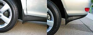 Брызговики полный комплект для Mercedes A-Class (W176) 2012- (A2468900078;A1768900178) кт 4шт