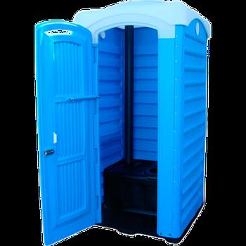Мобильная туалетная кабина, биотуалет для дачи