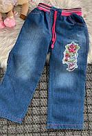 Джинси для дівчаток 3/8 років, фото 1