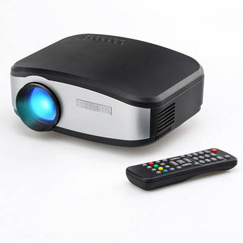 Портативный проектор Cheerlux C6 Black/Silver