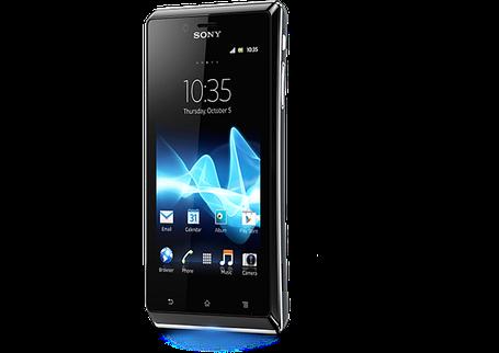 Чехол для Sony Xperia J (st26i)