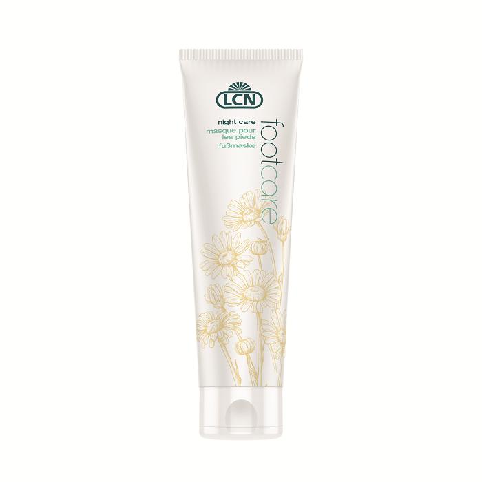 LCN Night Care - Ночной крем-маска для ног 100 ml