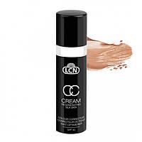 LCN Regenerating Silk Skin CC Cream - Регенерирующая шелковая CC основа-vanilla cream 30 ml
