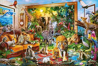 Пазлы Castorland 1000 элементов, 68х47 см, в коробке, Звери (животные)