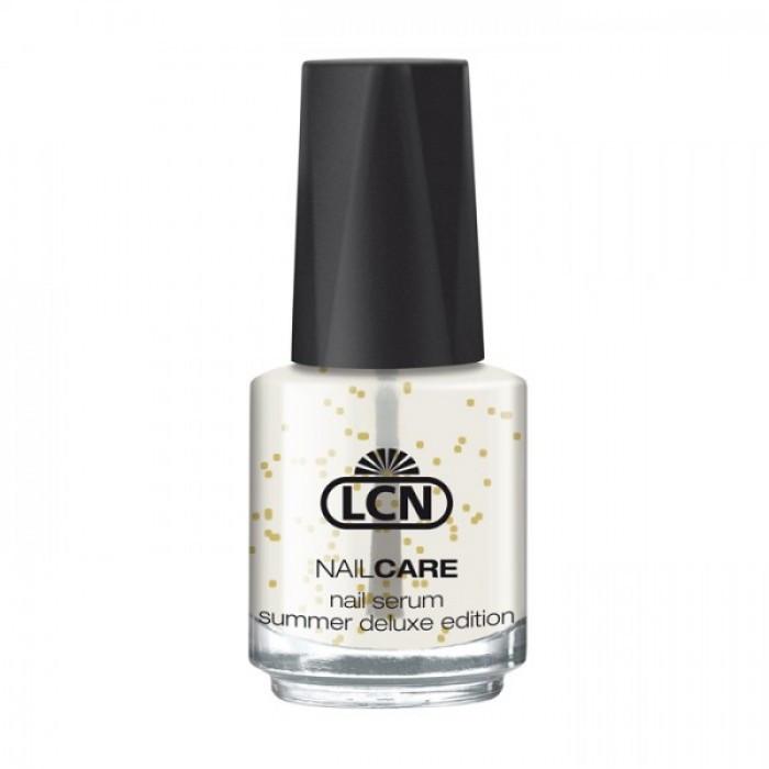 LCN Nail Serum Summer Deluxe Edition - Восстанавливающая сыворотка для ногтей с биотином и кальцием 16ml