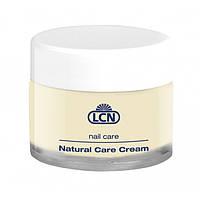 LCN Natural Care Cream - специальный крем для полировки и запечатывания ногтей 15 ml