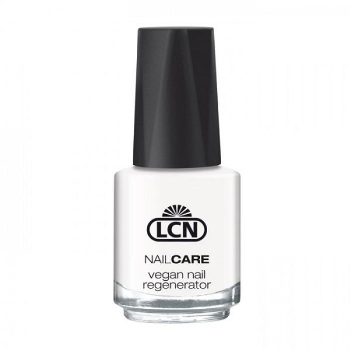 LCN Vegan Nail Regenerator - увлажняющий гель с пробиотиками для регенерации ногтей 16ml