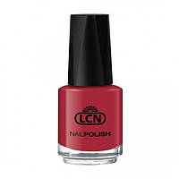 LCN Nail Polish - лак для ногтей - Classic cold red 16ml