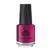 LCN Nail Polish - лак для ногтей - Fuchsia Red 16ml