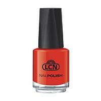 LCN Nail Polish - лак для ногтей - Spicy orange 16ml