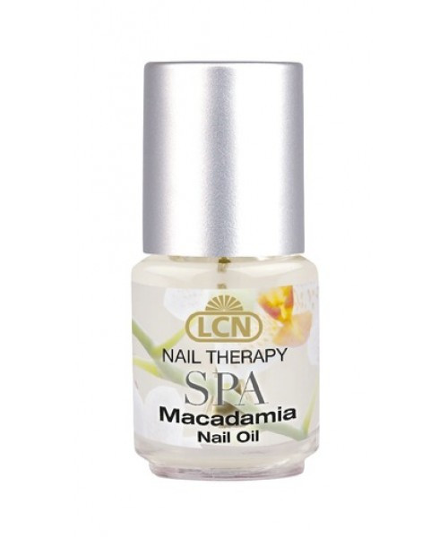 LCN SPA Macadamia Nail Oi * - Питательная масло для ногтей с 3-х орехов 16ml