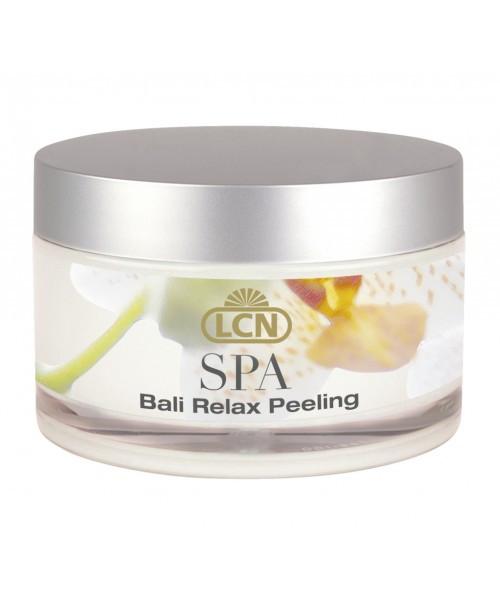 LCN SPA Bali Relax Peeling - Пилинг-уход за сухой кожей с гималайской солью 100 ml