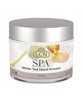 LCN SPA White Tea Hand Cream - Питательный омолаживающий крем с орхидеей и белым чаем 200 ml