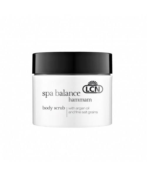 LCN Hammam Body Scrub - Нежный хаммам скраб с аргановым маслом 250 ml