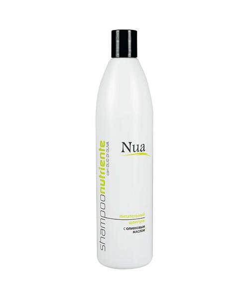 Nua Питательный шампунь с оливковым маслом 250 ml
