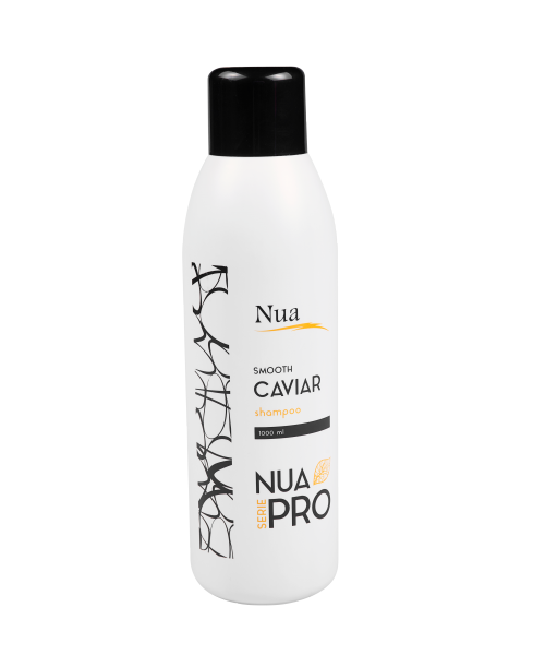 NUA PROFESSIONAL Шампунь Smooth with Caviar (Розгладжуючий з ікрою) 1000 ml