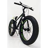 Велосипед S800 Hammer Extrime 24 Fat Bike, фото 3