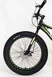 Велосипед S800 Hammer Extrime 24 Fat Bike, фото 5