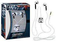 Наушники-вкладыши с микрофоном Клон Штурмовик Звездные Войны