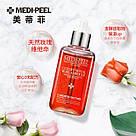 Антивозрастная сыворотка с экстрактом розы Medi-Peel Luxury Royal Rose Ampoule 100 мл, фото 2
