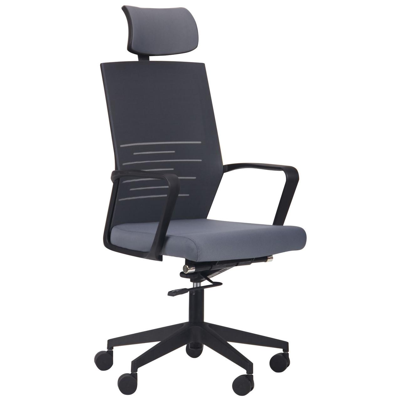Компьютерное кресло Nitrogen HB графит, TM AMF