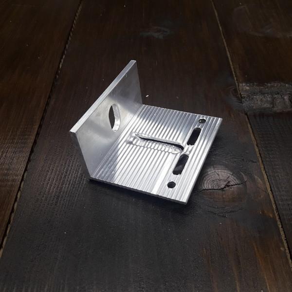 Кронштейн алюминиевый для вентилируемых фасадов 65х75х40х3/4