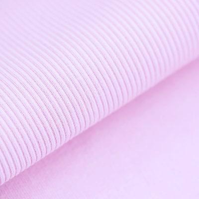 Трикотаж кашкорсе Светло-розовый, чулок 60см.
