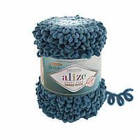 Пряжа Alize Puffy Fine Ombre Batik 7263