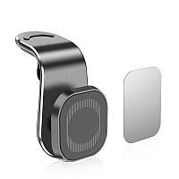 Автомобильный магнитный держатель для телефона DF7623. Телефонный держатель. Автомобільний магнітний тримач
