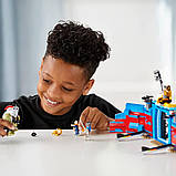 Конструктор LEGO Super Heroes 76088 Тор проти Халка: Бій на арені, фото 4