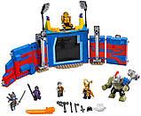 Конструктор LEGO Super Heroes 76088 Тор проти Халка: Бій на арені, фото 5