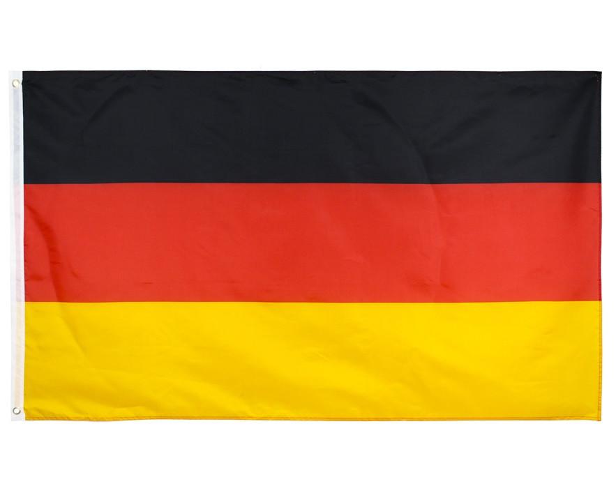 Флаг Германии 90х150см