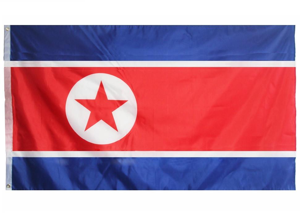 Флаг Северной Кореи 90х150см
