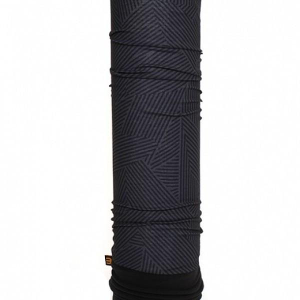 Зимняя мультиповязка с флисом 5000 Miles Polylines Black