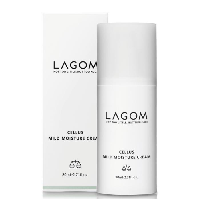 Lagom Cellus Mild Moisture Cream Крем для глибокого зволоження та відновлення шкіри