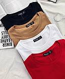 Футболка женская. Цвета: чёрный, белый, красный,розовый,серый,хакки, беж, фото 6