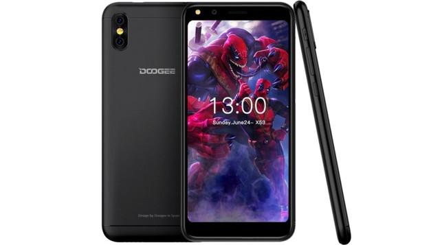 Смартфон Doogee X53 Black