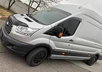 Дефлекторы окон (ветровики) Ford Transit 2014-2020, ANV - Cobra Tuning, F34914