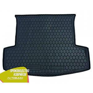Авто коврик в багажник для CHEVROLET Captiva