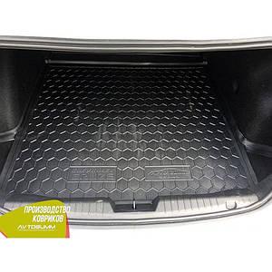 Авто коврик в багажник для CHEVROLET Cruze (седан)