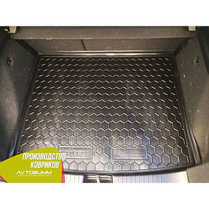 Авто коврик в багажник для CHEVROLET Cruze (хетчбэк)