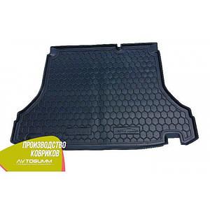 Авто коврик в багажник для DAEWOO Lanos (седан)