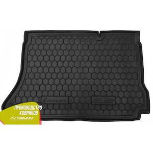 Авто коврик в багажник для DAEWOO Lanos (хетчбэк)