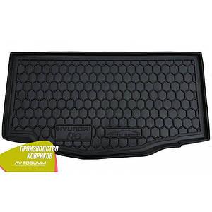 Авто коврик в багажник для HYUNDAI i-10 (2014>)